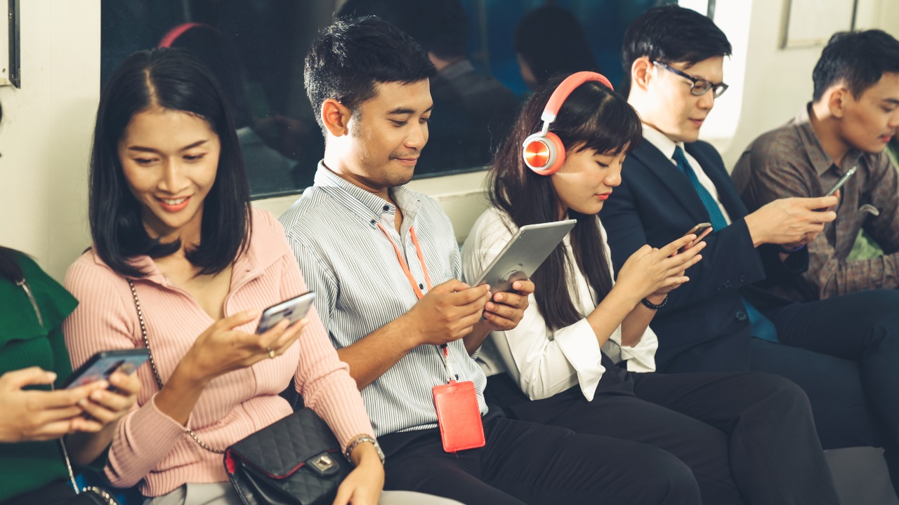 Japanese commuters represents key micro moment for search ads in Japan