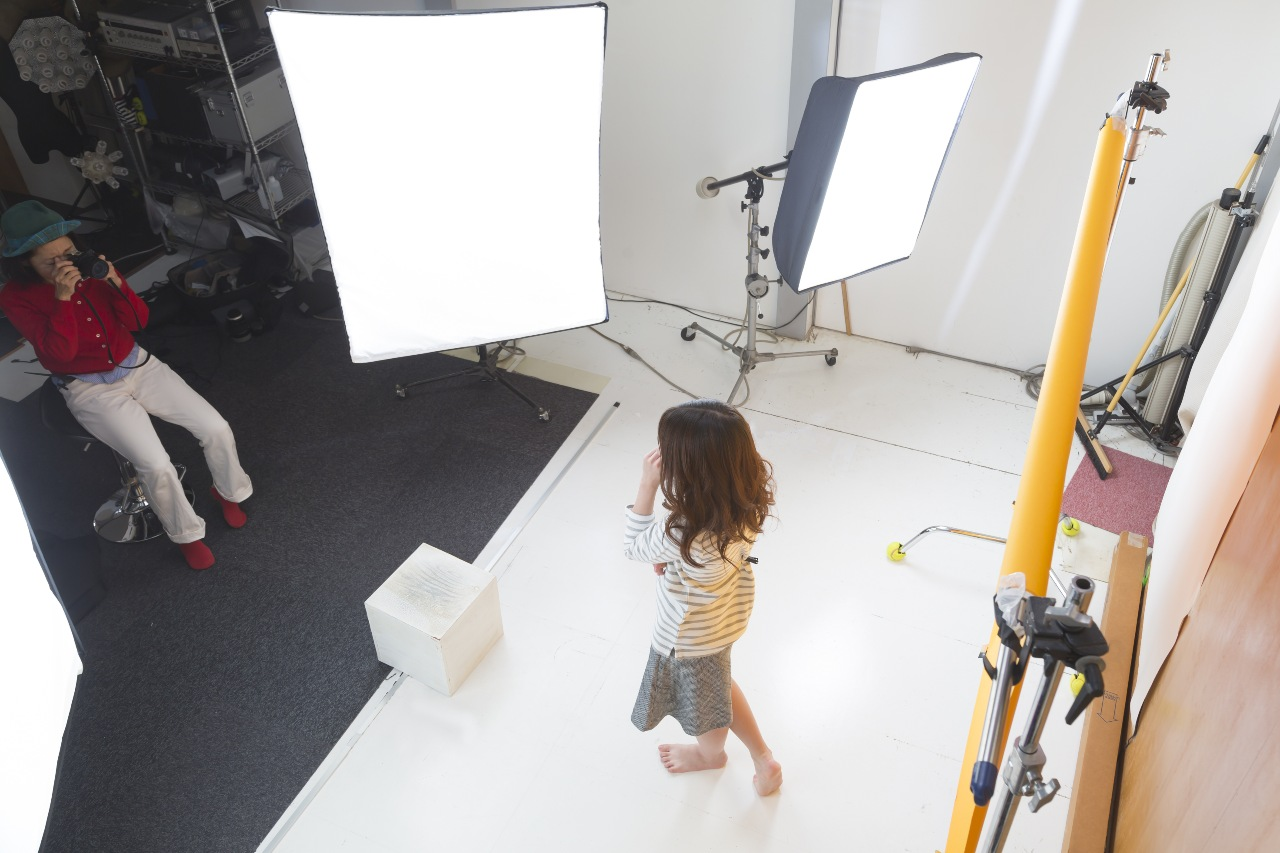 Localizing product images with Japanese model when selling online in Japan
