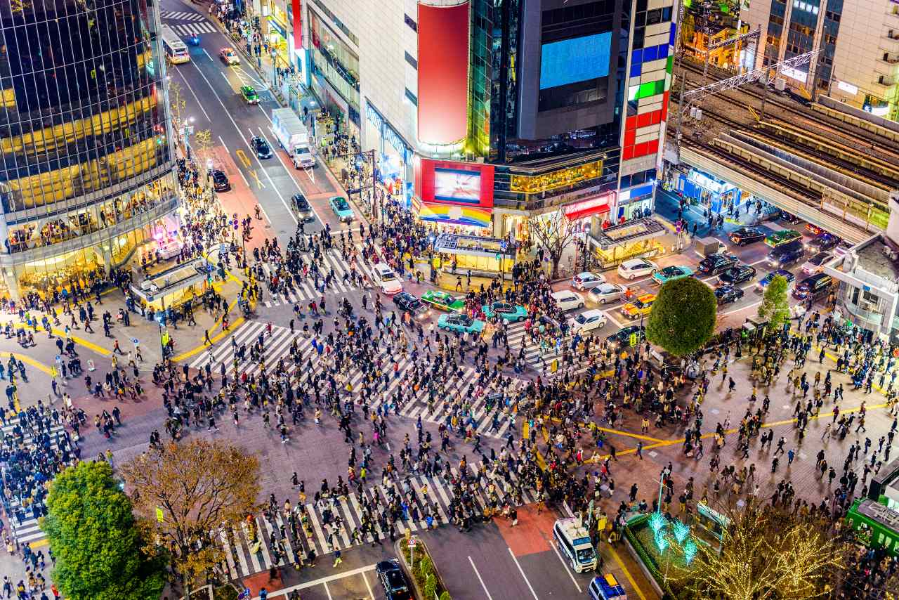 Overview of Tokyo as part of Japan market analysis potential investment locations